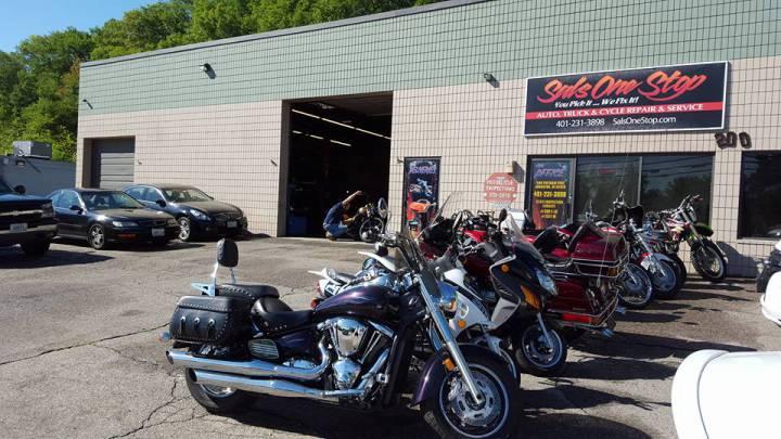 Sal's Auto Repair & Motorcycle Service | Johnston RI ...