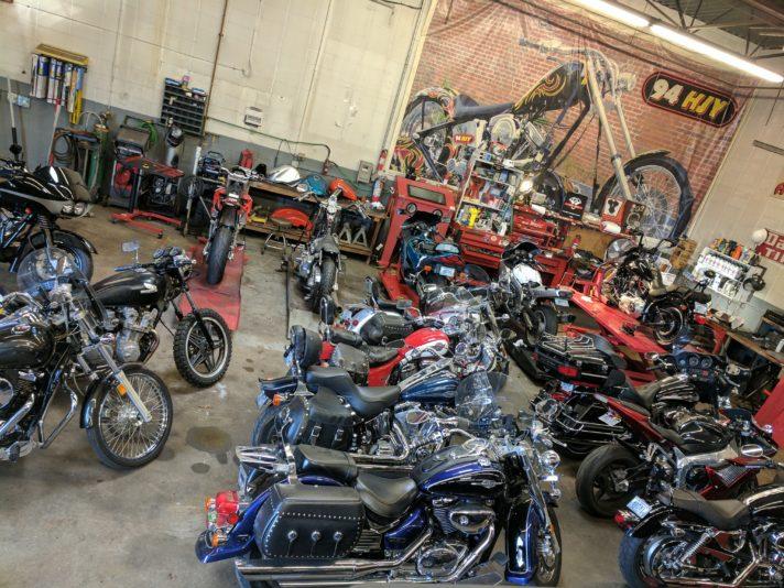 Sal's Auto Repair & Motorcycle Service | Johnston ...